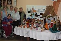 Betlém mají i v pelhřimovském domově seniorů.