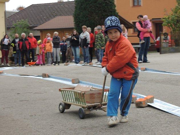 Závody s kotouči a ukončení hasičské sezony v Libkově Vodě