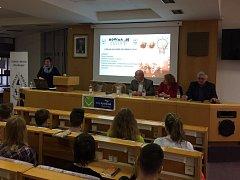Krajské kolo soutěže školních časopisů bylo vyhlášeno 13. dubna v Pelhřimově.