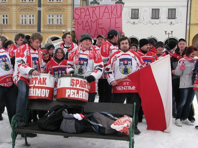 O hokej v Pelhřimově nechtějí přijít ani fanoušci.