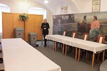 Voliči z Horní Cerekve budou v pátek a v sobotu v rámci voleb navštěvovat obřadní místnost.