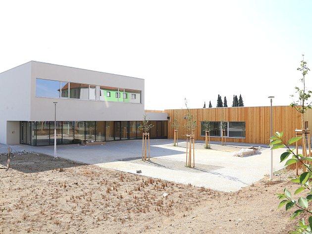 Mateřská škola v Pacově.