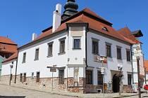 Ze Šrejnarova domu by se mohlo stát důstojné zázemí pro pelhřimovskou kulturu i historii.