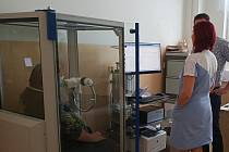 Pelhřimovská nemocnice má k dispozici nový přístroj.