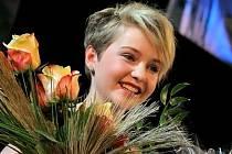 Dívkou roku 2013 se stala Kateřina Nováková z Pacova.