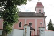 Ve Věžné si naplánovali, že by chtěli do věže místního kostela vrátit zvony v roce 2018. Bude záležet na tom, jak se naplní sbírka, kterou obec vyhlásila.