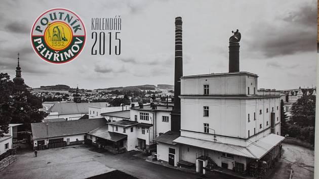 Pivovar vydal retro kalendář