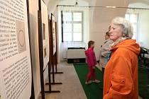 Otevření muzea ve Vyklanticích.