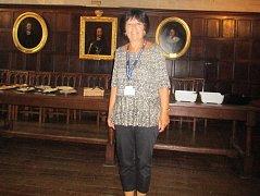 Angličtinářka pelhřimovské střední školy sbírala poznatky v Oxfordu.