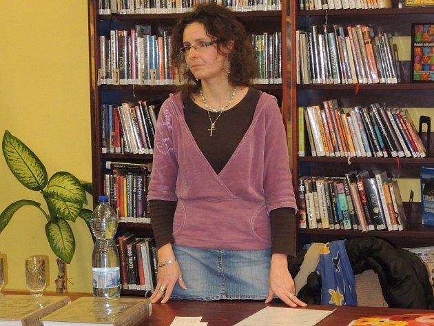 Rodopis aneb Pátrání po předcích v pelhřimovské knihovně.