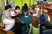 Na Základní škole Želiv letos poprvé pro budoucí prvňáčky uspořádali kurz pro předškoláky.
