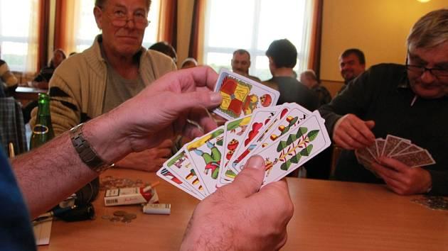 Mariášníci se těší na další kolo Rohozecké ligy.