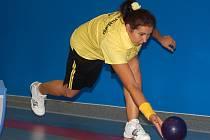 Velmi těžkou situaci ustála v zápase proti České Třebové Josefína Vytisková. Hlavně její zásluhou Pelhřimov v už takřka prohraném zápase remizoval.