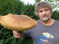Největší křemenáč byl nalezen v okolí Humpolce.