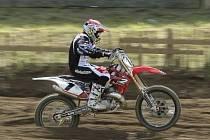 Pacov hostil Mezinárodní mistrovství republiky v motokrosu.