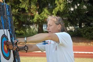 SETKÁNÍ ELITY. V Humpolci se v neděli uskuteční finále ligových soutěží družstev v disciplíně olympijský luk.
