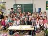 Na fotografii jsou žáci ze ZŠ Komenského vPelhřimově, třída 1. A paní učitelky Marcely BlažkovéPříště představíme prvňáčky ze ZŠ a Mš Čejov