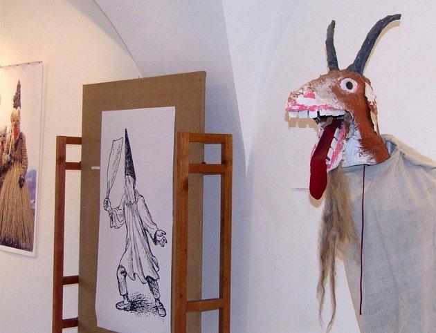 Výstava o lidových tradicích v adventním čase v Muzeu Vysočiny Pelhřimov