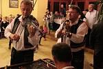 Stylové martinské hody v želivském hotelu Kocanda.