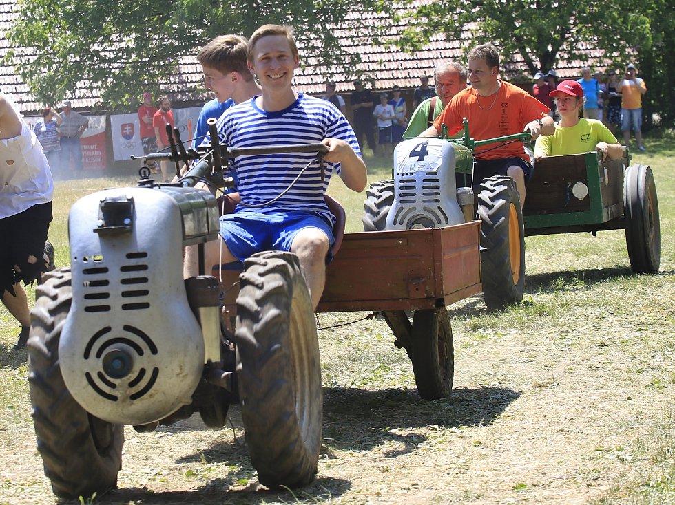 Závody motorobotů ve Ctiboři 2021
