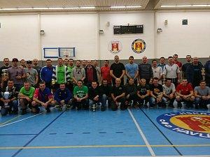 Turnaj se konal v hale TJ Jiskra Havlíčkův Brod.