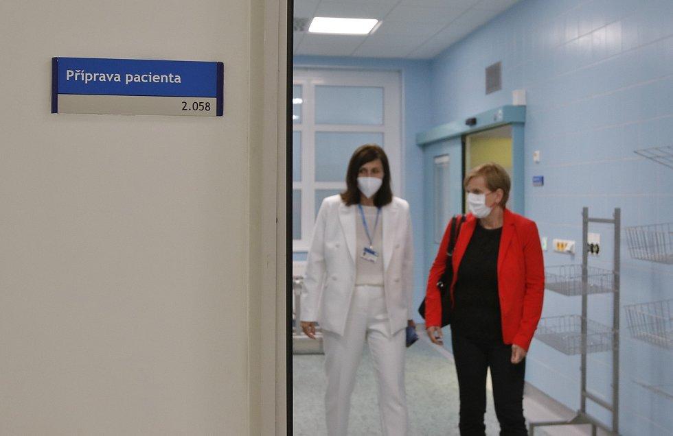 Urgentní příjem Nemocnice Pelhřimov.