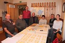 Volební komise v Houserovce