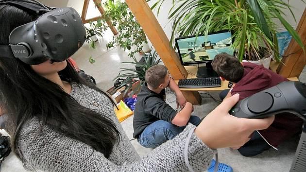 Virtuální realita.