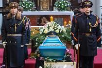 Zemřel válečný pilot Imrich Gablech.