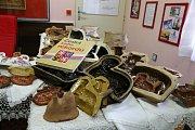 V Pelhřimově jsou k vidění zajímavé formy na beránka ze sbírky čerstvé rekordmanky.