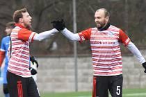 Fotbalisté Humpolce zahájí blok přípravných zápasů proti Pelhřimovu.