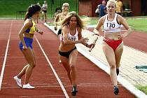 Závěrečný mítink skupiny A první atletické ligy se konal v Pacově.
