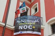 Muzejní noc pořádá také Muzeum Vysočiny Pelhřimov.