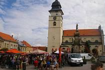 Počátecké náměstí - ilustrační foto