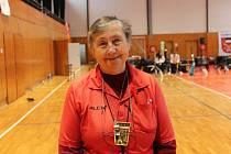 Alice Korbelová rozhodovala v roli hlavní rozhodčí finále ligy v Humpolci