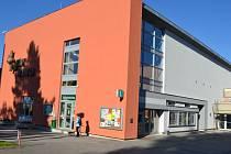 Zateplení budovy, v níž sídlí humpolecké infocentrum, kino a Hliníkárium.