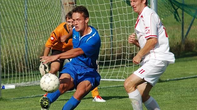 Fotbalisté Košetic začali sezonu bídně. Habrům odevzdali doma všechny body.