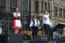 Ve čtvrtek publikum rozespívala Vysočinka.