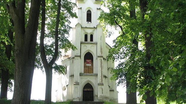 Kostel svatého kříže - Pelhřimov.
