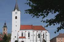 Kostel svatého Michaela - Pacov.