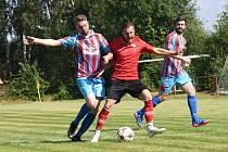 Fotbalisté Nového Rychnova v zápase 1. A třídy inkasovali šest gólů od Světlé nad Sázavou.