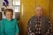 Manželé Marie a Josef Pechovi Roberta Moudra pamatují jako vynikajícího odborníka a diagnostika.