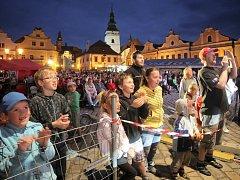 Festival rekordů - Letos se bude konat jeho už 25. ročník.