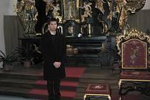 Romský kněz Vojtěch Vágai