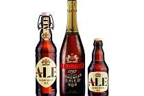 Pivo Bernard Bohemian Ale získalo ocenění Nejlepší nový český ale desetiletí.