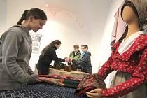 Výstava s názvem Kvalita a láce je k vidění v pelhřimovském muzeu.