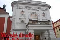 Městské divadlo v Pelhřimově