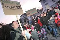 V Novém Rychnově chtějí za příspěvek od SÚRAO zmodernizovat mateřskou školu. Souhlas s úložištěm tím rozhodně nedávají.