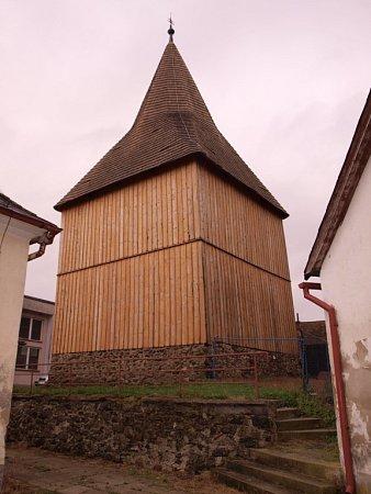 Vyskytenská zvonice.