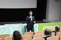 Centrem Ozvěn se stalo kino v Počátkách.